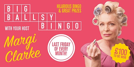 Margis Big Ballsy Bingo tickets