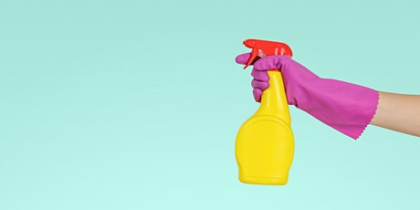 Make your own cleaning products tickets