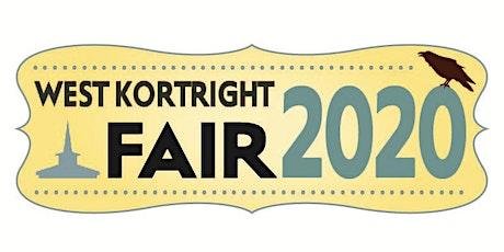 West Kortright Fair 2020 tickets