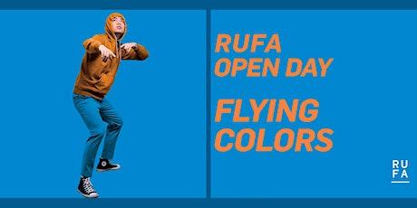 RUFA Open Day | 9 maggio 2020 biglietti