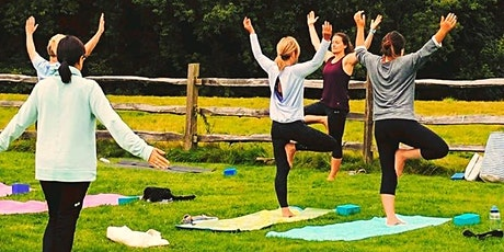 Sunday morning Yoga with Ruth from Weald Power Yoga tickets