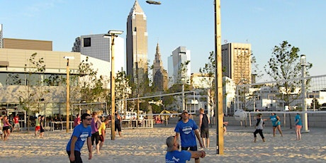 2020 E. 9th Street Pier Sand Volleyball Leagues tickets