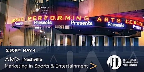 Marketing In Sports & Entertainment: A VIP Experience with TPAC tickets