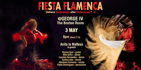 Fiesta Flamenca tickets