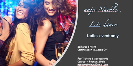 aaja nachle..Let's dance: Bollywood Night tickets