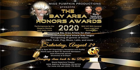 Bay Area Honors Awards (presented by Miss Pumpkin Productions) tickets