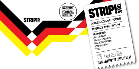 Strip! Talk: International Icons tickets