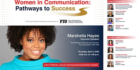 Women in Communication: Pathways to Success tickets