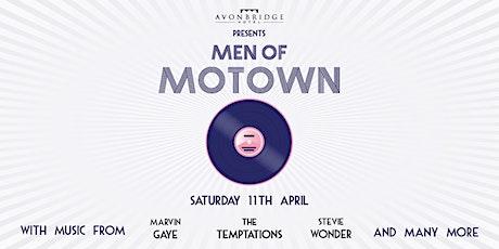 Men of Motown tickets