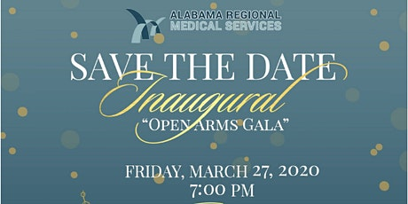 Open ARMS Gala tickets