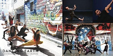 DANCING EARTH - MOVEMENT AS MEDICINE workshop w/ Fernando Miguel tickets