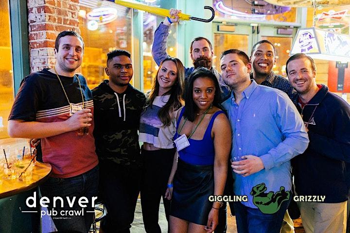 Denver Pub Crawl - EVERY FRIDAY IN LODO image