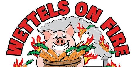Biggest AMERICAN BBQ pop-up Restaurant tickets