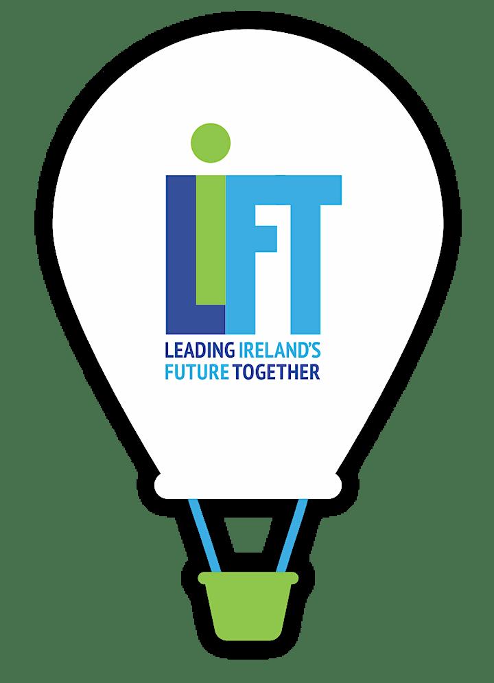 LIFT Facilitator Training  April - Online image