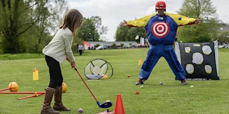 Eltern-Kind-Golf-Spaß für Eltern & Kinder (EKi) von 4 - 6 Jahren plus Sommerfest Tickets