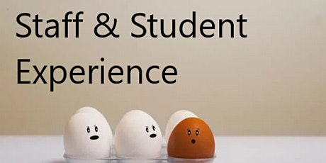 Let's Talk about Race - Staff and Student Experience tickets