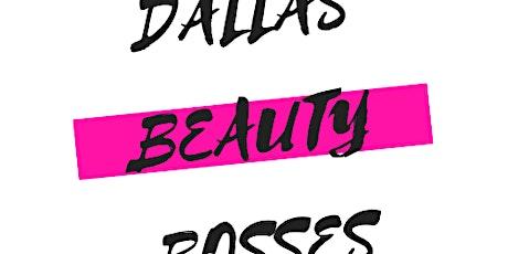 @DallasBeautyBosses Beautyholic Networking tickets