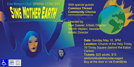 Sing Mother Earth: The Echo Women's Choir Spring Concert tickets