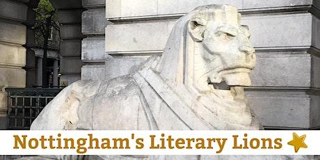Nottingham's Literary Lions tickets