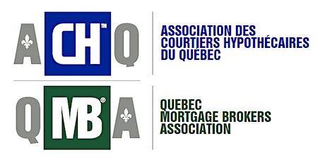 Conférence ACHQ + L'autorité des marchés financiers ( 2 UFC) tickets