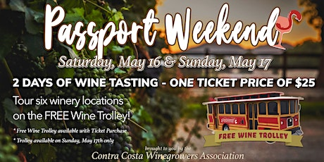 Contra Costa Wine Tasting Tour 2020 tickets