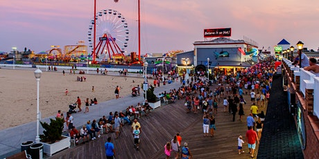 Ocean City Beach Overnight Stay July 13th-14th tickets