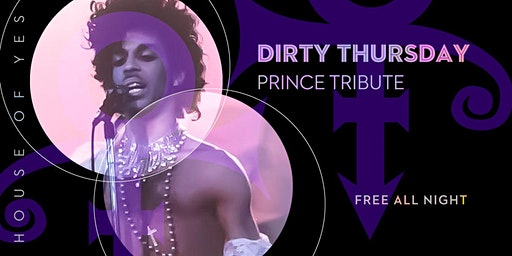 Dirty Thursday: Prince Tribute + Digital Party