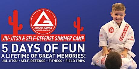 Gracie Barra Jiu-Jitsu & Self-Defense Kids Camp (Peoria) tickets