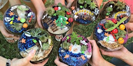 Thirsty Dog- Plant an Indoor Succulent Fairy Garden or Terrarium tickets