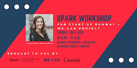 SPARK Workshop with Breanne Johnson tickets