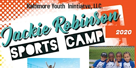 Jackie Robinson Summer Sports Camp 2020 tickets