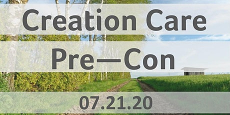 Nazarenes for Creation Care - Pre-Conference tickets
