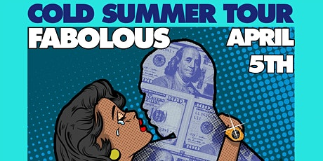 Fabolous Cold Summer Tour tickets