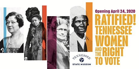 Ratified! Women's Suffrage in Tennessee - Teacher Workshop Series tickets