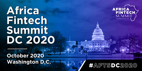 Africa Fintech Summit D.C. 2020 tickets