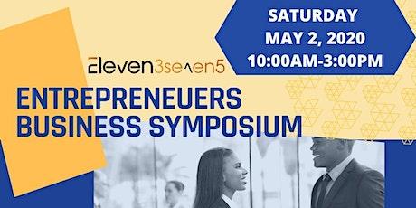 Entrepreneurs  Business Symposium tickets