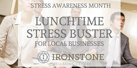 Lunchtime Stress Buster tickets