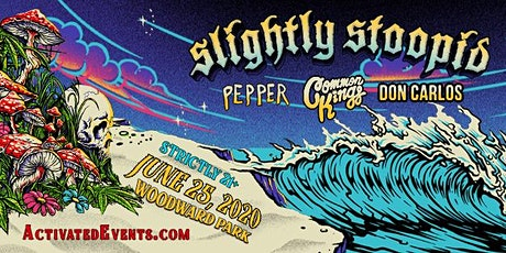 SLIGHTLY STOOPID Summer Traditions 2020 Tour tickets