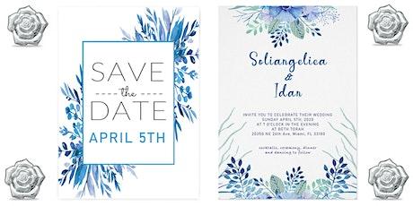 Soli & Idan Wedding  tickets