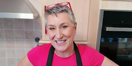 Great British Bake Off Star Karen's Biscuit Masterclass tickets