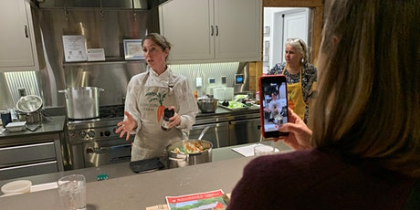 Rushton Kitchen Dinner Series with Chef Donna Laveran tickets