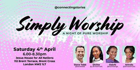 SIMPLY WORSHIP tickets