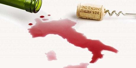 Weinseminar: Rundreise Italien Tickets