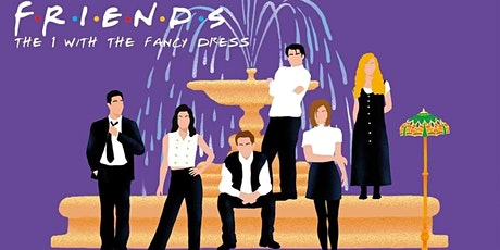 Friends Night - The One With The Fancy Dress (London) tickets