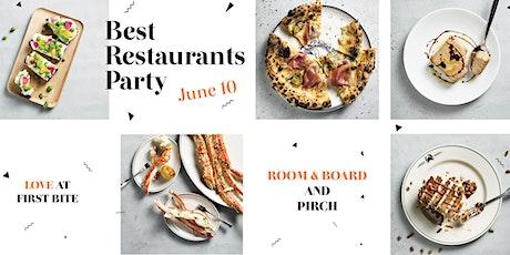 San Diego Magazine's 2020 Best Restaurants Party tickets