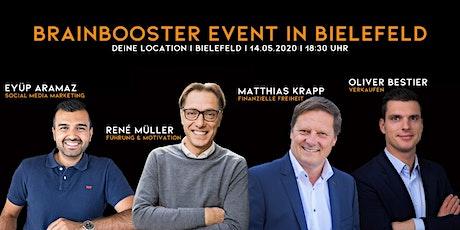 2. BrainBooster - Impulsvorträge für deinen Erfolg Tickets