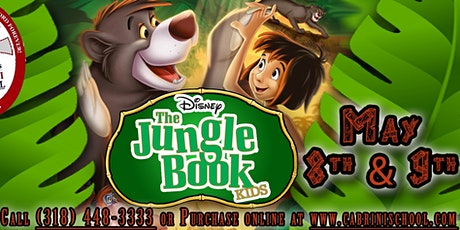 Jungle Book Kids tickets