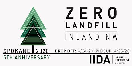 ZeroLandfill 2020   INW City Center tickets