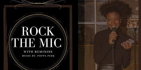 Rock the Mic || Host by Reminiss tickets