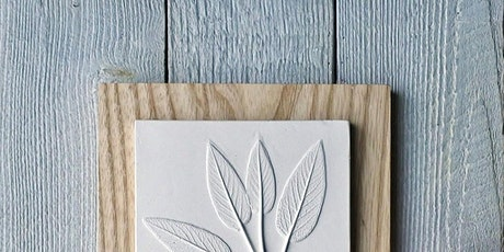 Nature-inspired plaque workshop (EWC 2806) tickets